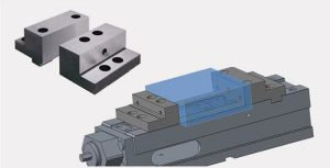 master Jaw adapters 125